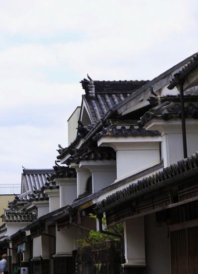 高知県・カツオを食べる旅(その1/3)★土柱→うだつの上がる脇町のまちなみ