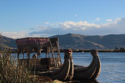 遥かなるペルー  5.チチカカ湖