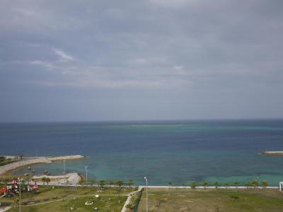 母と初めての沖縄旅行☆その1