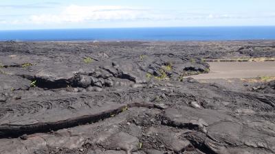 ハワイ島2012 キラウェア火山ツアー