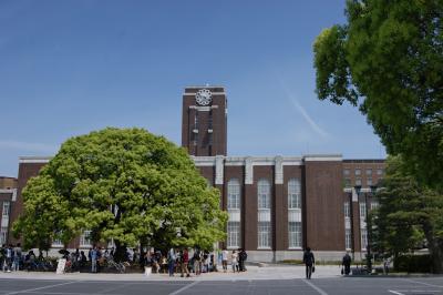 春の京都を訪ねて ① ー 京都大学と同志社女子大学で武田五一による歴史的建造物を見る