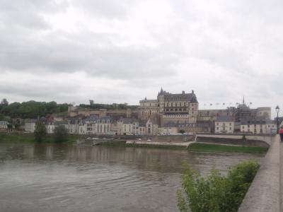 フランスへ行こう!2012 02:ロワール古城めぐり~アンボワーズ城~