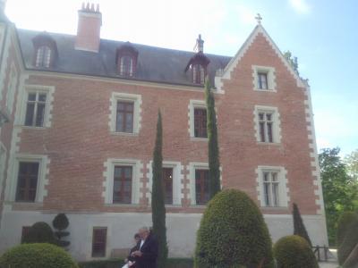 フランスへ行こう!2012 06:ダヴィンチの家、クロ・リュセ城