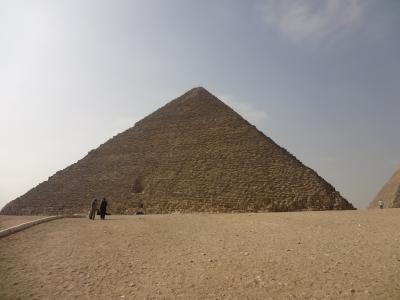 エジプト旅行(3)ピラミッド