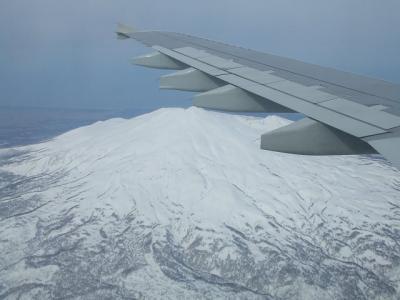 2009 【18きっぷ日帰り奥の細道】その1 空路で秋田へ、そして陸路で東京へ