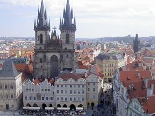 中央ヨーロッパ周遊の旅 チェコ・プラハ編 A