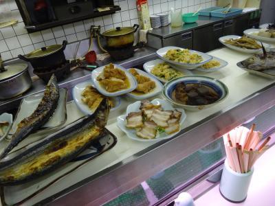 20120519-1 名古屋 柳橋中央市場で、久しぶりに朝ごはんですが…