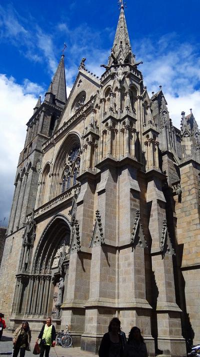 ヴァンヌ サン・ピェール大聖堂