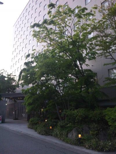 新緑の金沢◆金沢マンテンホテル◆2012/05/12~