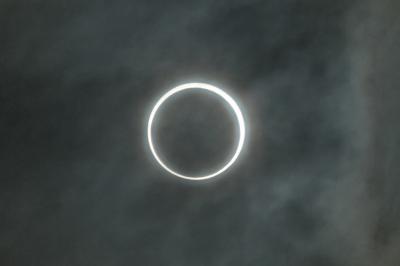 金環日食ショー