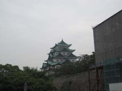 名古屋城!!!