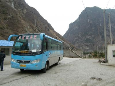 中国の旅、チベットを求めて その11-成都から雅安に行って丹巴へ