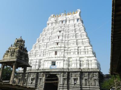寺院都市カーンチープラム&ガッカリ世界遺産?マハーバリプラムの旅(前編)