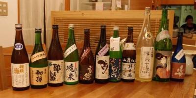 Deco's KITCHEN の日本酒試飲会に参加しました