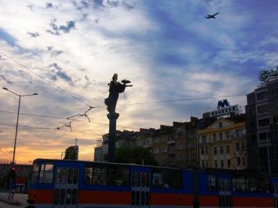 緑豊かな東欧3ヶ国周遊10日間の旅《8》ソフィア前編