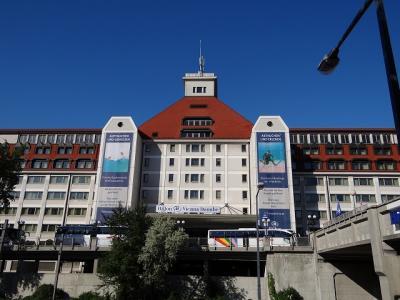 2012年05月ウィーン(02) ホテル:ヒルトン・ドナウ