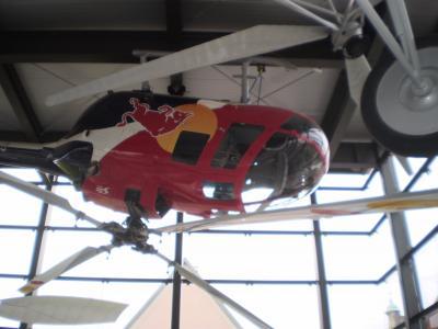 ヘリコプター博物館とビュケブルク城 その一