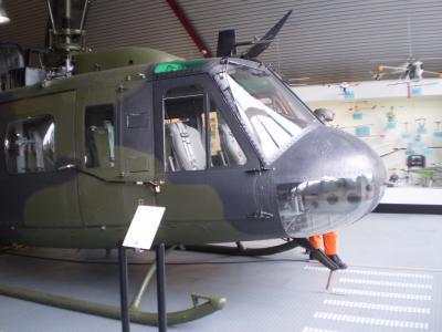 ヘリコプター博物館とビュケブルク城 その二
