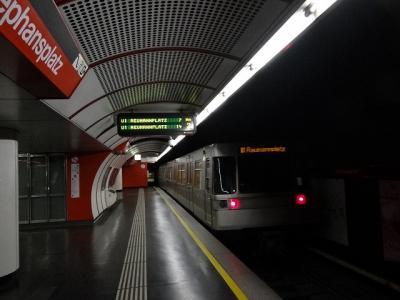 2012年05月ウィーン(03) 初めての街歩き