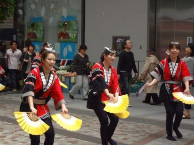 2012/5 仙台青葉祭り 昼と夜