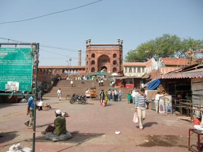 インドの旅 2010 4日目