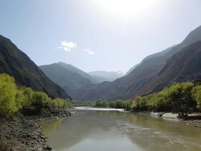 中国の旅、チベットを求めて その12-丹巴・巴底