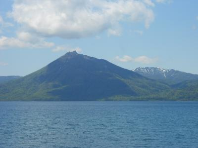 2012年5月★レンタカーで支笏湖~オロフレ~カルルス温泉