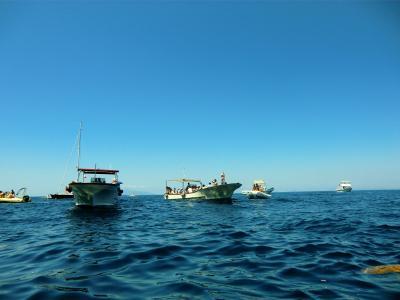 弾丸ハネムーン⑲ナポリ~カプリ島(Napoli~Capri)~青の洞窟/絶景は苦難を乗り越えてこそ見られる~