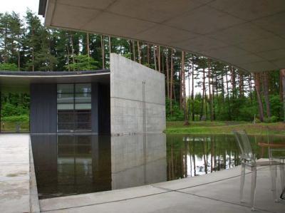 世界の建築シリーズ (33) : 先ず、空港から近い国際藝術センター青森へ − 青森 1