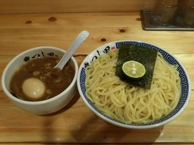飯田橋の美味いつけ麺行ってみた(二代目つじ田)