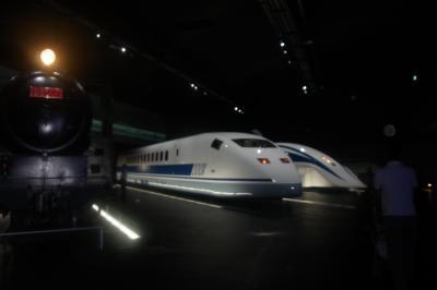 名古屋の定番を楽しもう♪(2012年6月編)~子連れで楽しむリニア・鉄道館&名古屋メシ~