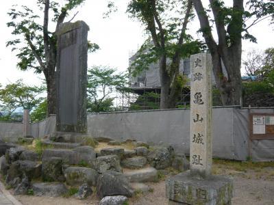 伊勢の旅③ 亀山