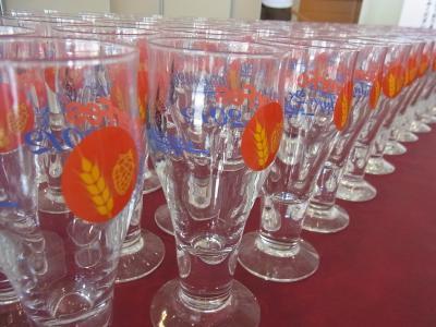 50mlのミニグラスで飲み比べ2012