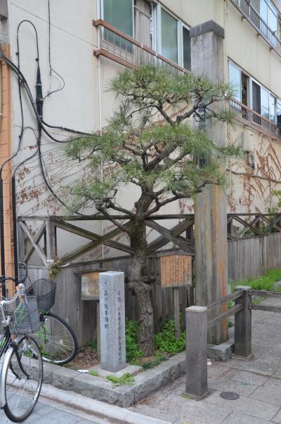 旧東海道 品川宿の散策