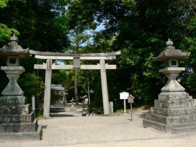 日本の旅 関西を歩く 京田辺市の月読神社(つきよみじんじゃ)周辺