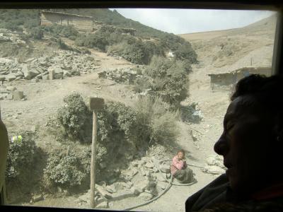 中国の旅、チベットを求めて その14-康定から理塘