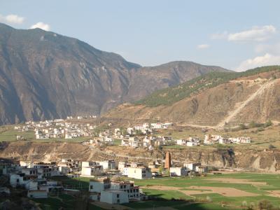 中国の旅、チベットを求めて その15-理塘から郷城へ