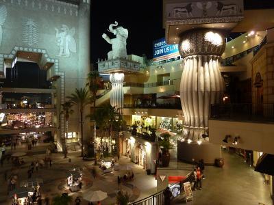 2つのビーチリゾート カンクン&サンタモニカ ⑫ハリウッド&ビバリーヒルズ