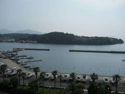 海沿いの温泉&サファリ