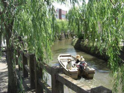 小江戸水郷の街