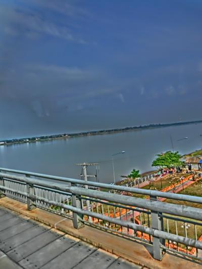 上海よりシンガポールまでの旅日記(14)サワンナケート→ナーコン・パノム(タイ)