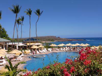 ハワイ・ラナイ島フォーシーズンズ・ラナイでゴルフ三昧の旅