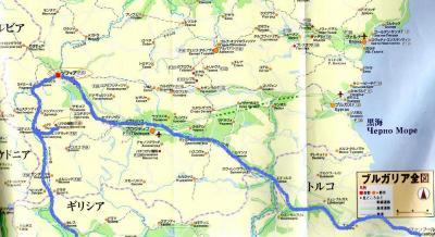 ヨーロッパと中近東の端かじり旅2010(5)ソフィア