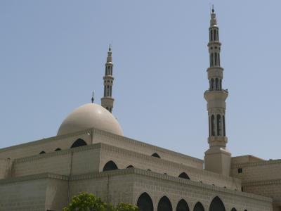親子旅第三弾 アラブ首長国連邦 6アジマン・シャルジャ