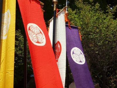 しながわ天王祭 ちょっとだけ楽しませて頂きました−3 品川神社