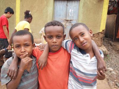 世界一周 54ヶ国目 【エチオピア】ジンカ