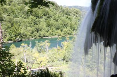 イタリア~クロアチア新婚旅行(6日目:プリトヴィツェ湖群公園日帰り)