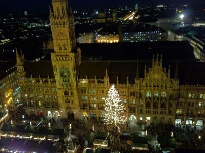 2011 ミュンヘンのクリスマスマーケット その1
