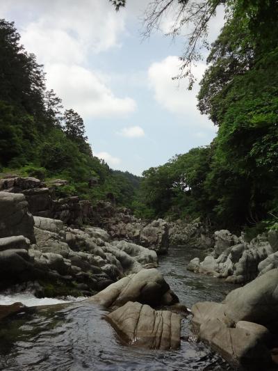 滋賀県湖北&湖東1泊2日の旅(4) 犬上郡~大蛇の淵~
