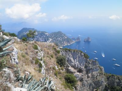 南イタリア2010旅行記 【20】カプリ島5